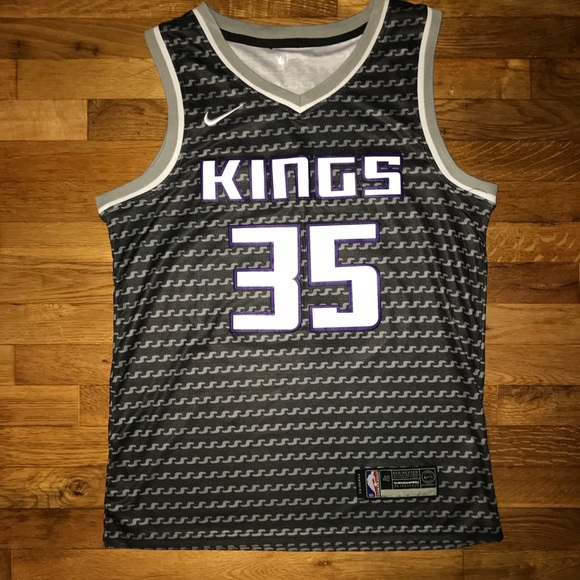 size 40 8d19a d7474 Marvin Bagley SAC Kings Nike Swingman Jersey M NEW NWT